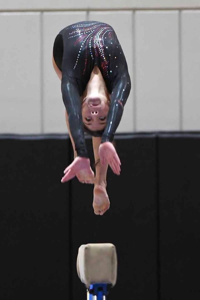 EHS Gymnastics
