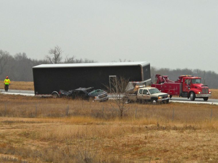 One man killed on icy roads Sunday | Latest News And