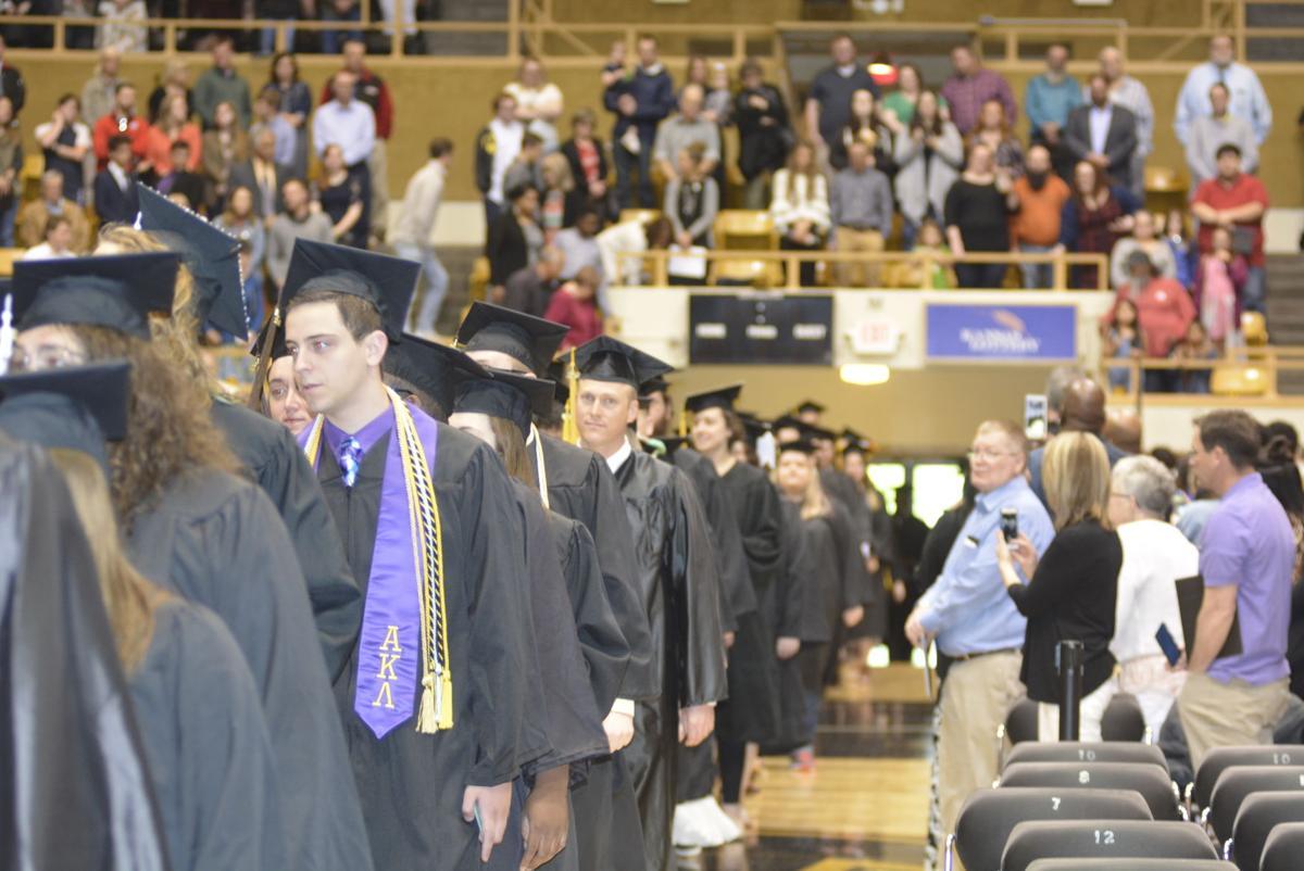 ESU Graduation