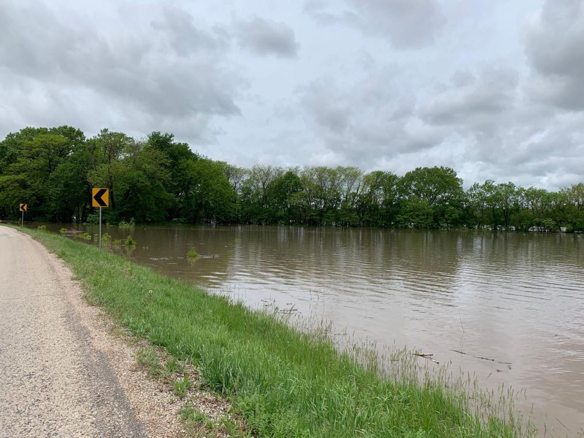 Preliminary Lyon County flood damage estimates at $750,000