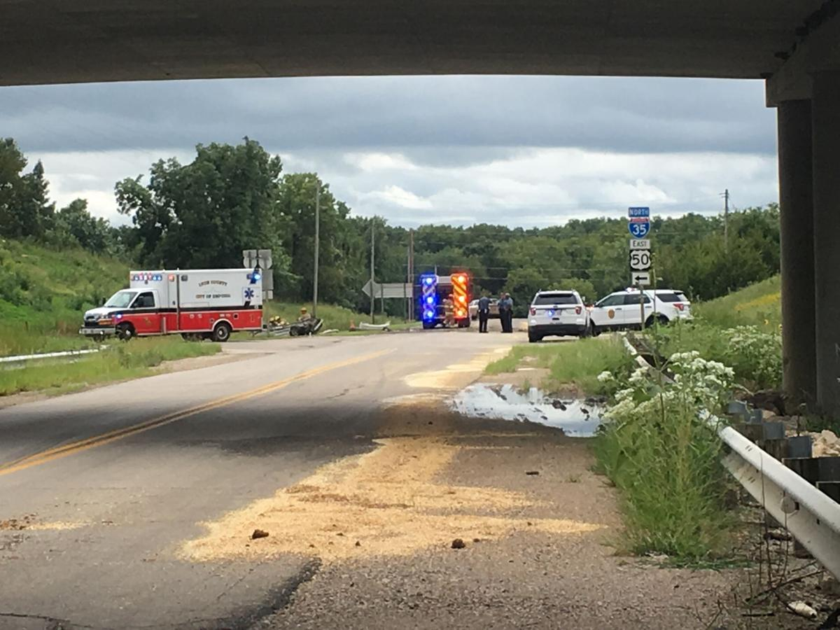 Kansas City man killed in Sunday afternoon crash | Free