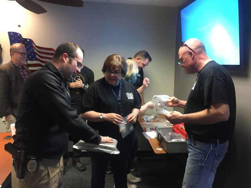 Academy learns narcotics, search and seizure   Latest News
