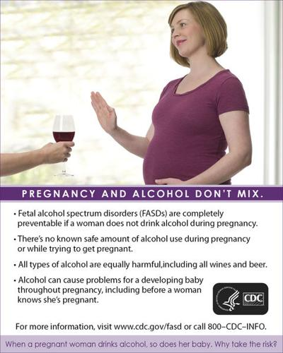 Fetal Alcohol Disorders Are Equally >> No Amount Is Safe Latest News And Features Emporiagazette Com