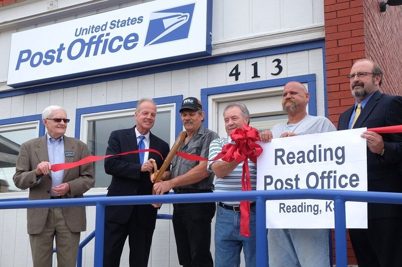 Reading Post office rededicated