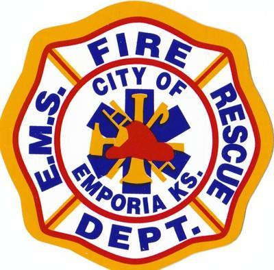 Emporia Fire Department Badge
