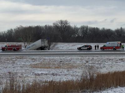 Pair of injury accidents on Kansas interstates | Area News