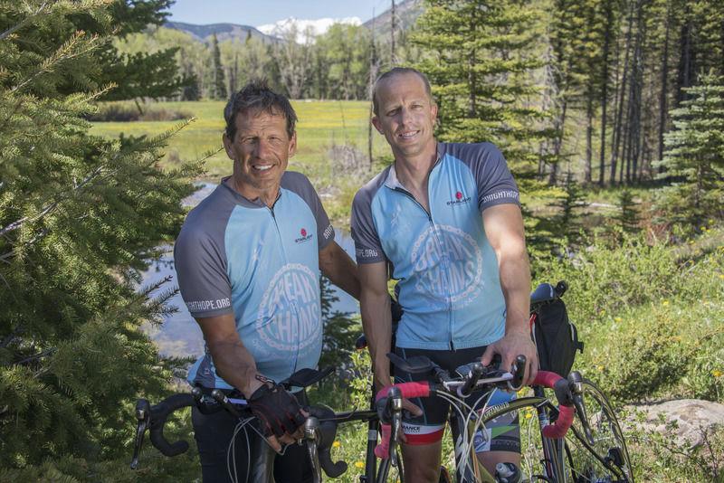 Bright Hope cycling tour rides through Emporia