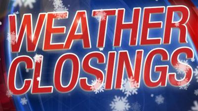 Closings and cancellations