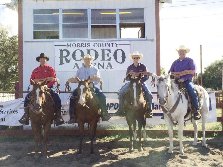 Chase Bests Morris In Ranch Rodeo Competition Emporia