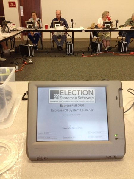 New E-pollbooks ready to launch