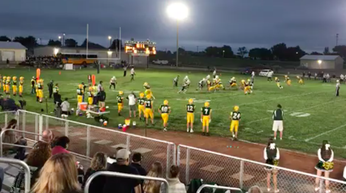 Olpe vs. Central Heights