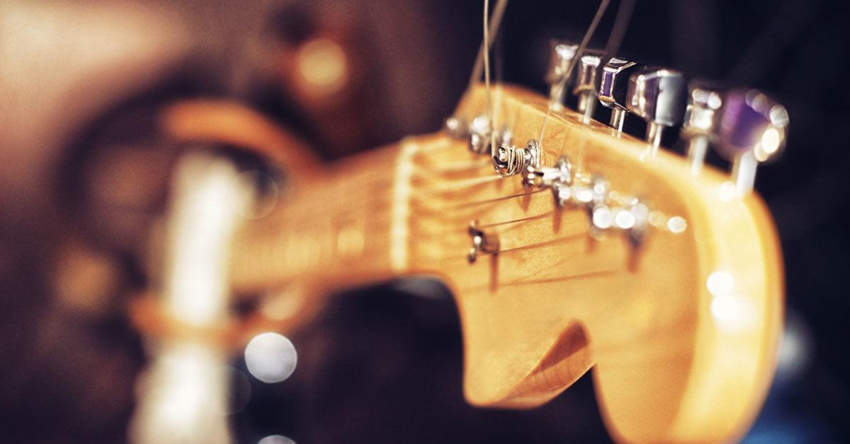 Spring Break Activities Learning Guitar Features