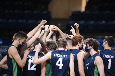 Men's Volleyball Eliminated in NCAA Tournament