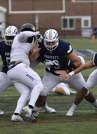 Woods Reflects on Endicott Experience