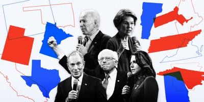 Super Tuesday Primary