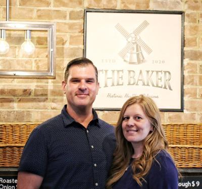 the baker photo