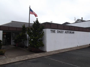 The Daily Astorian Printing Company