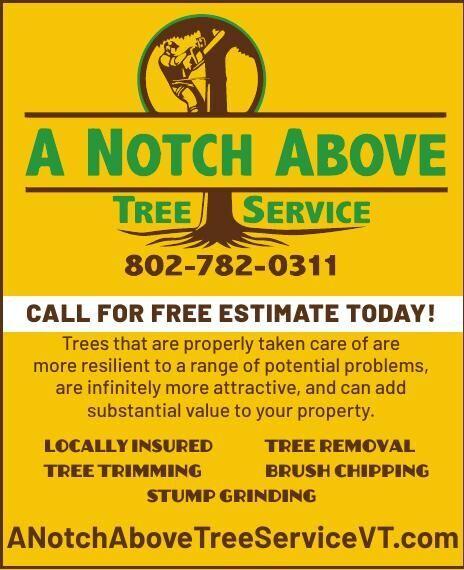 A Notch Above Tree Service