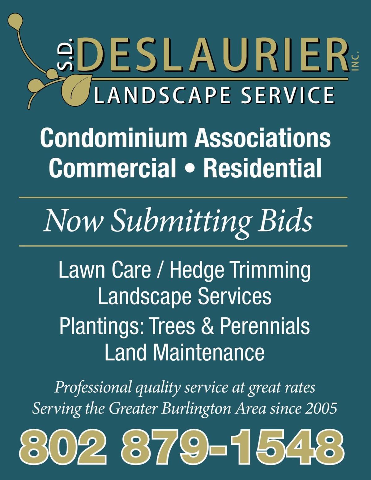 Deslaurier Landscape Service