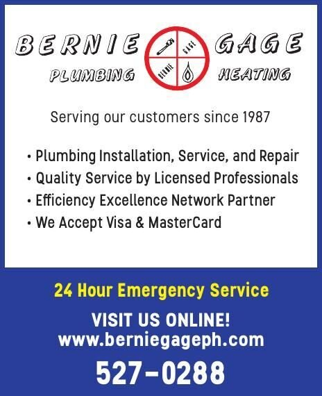 Bernie Gage Plumbing and Heating