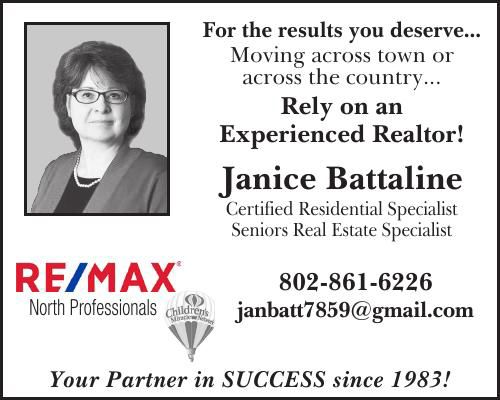 Janice Battaline - Remax Real Estate Agent