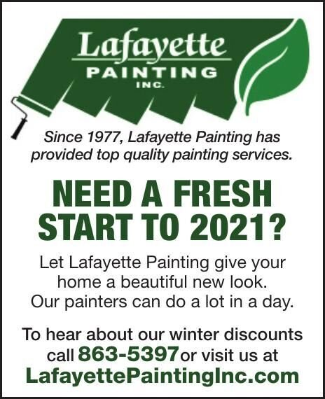 Lafayette Painting