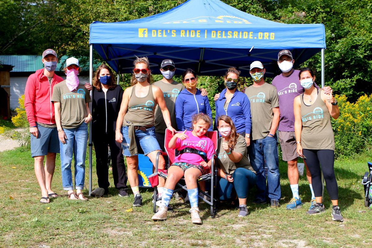 Del's Ride group
