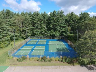 Sand Hill Park Pickleball Courts