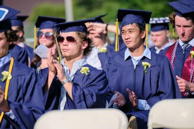 Essex High School graduation 2021