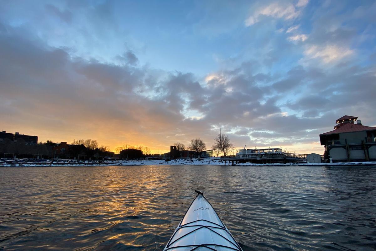 Sunrise on the Burlington Waterfront.JPEG