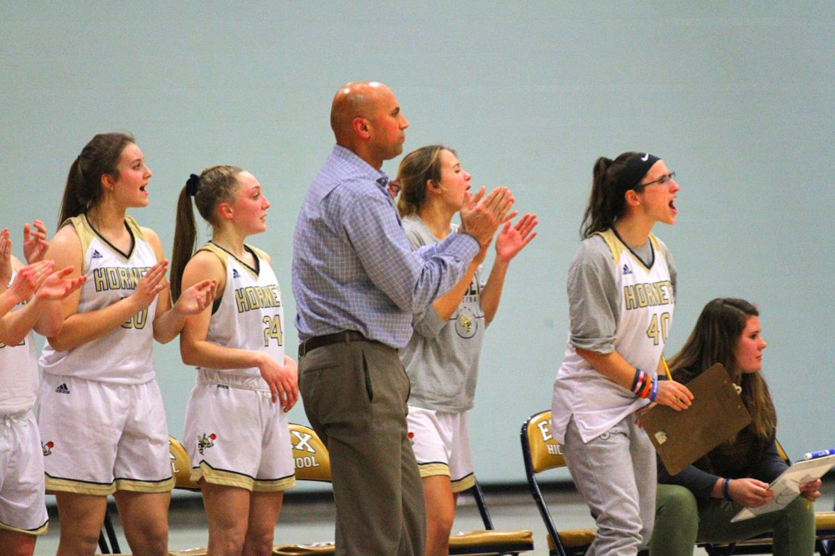 Girls' basketball clicks in home win over Mount Mansfield