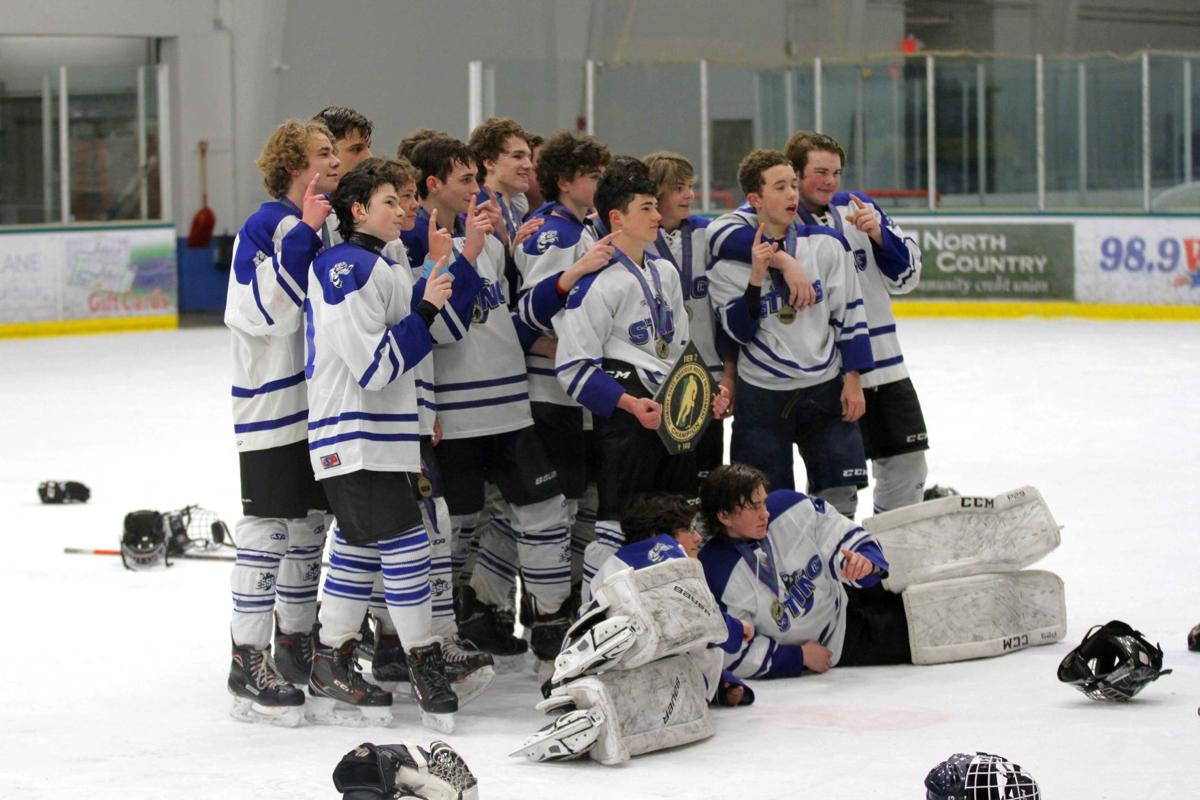 Essex teams win youth hockey state championships
