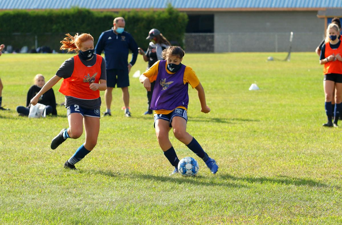 PHOTOS of the Hornets getting fall seasons underway