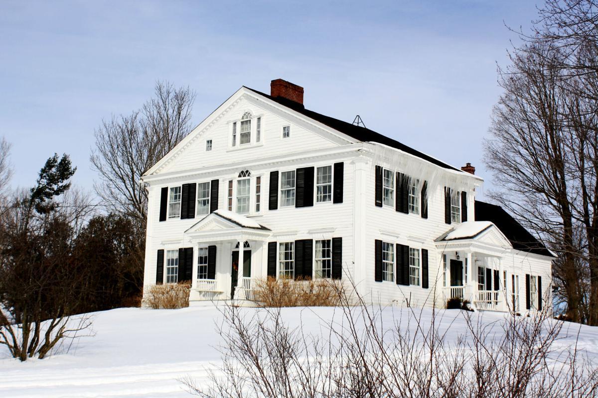 Soule House Outside