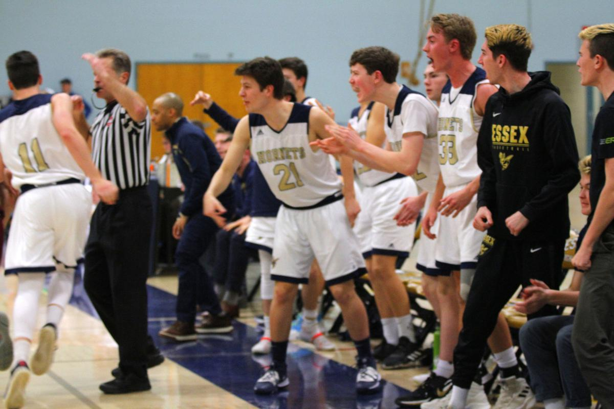 Boys' basketball tops North Country for first win of 2020