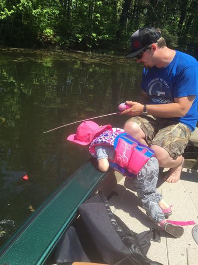 Fishing and social distancing