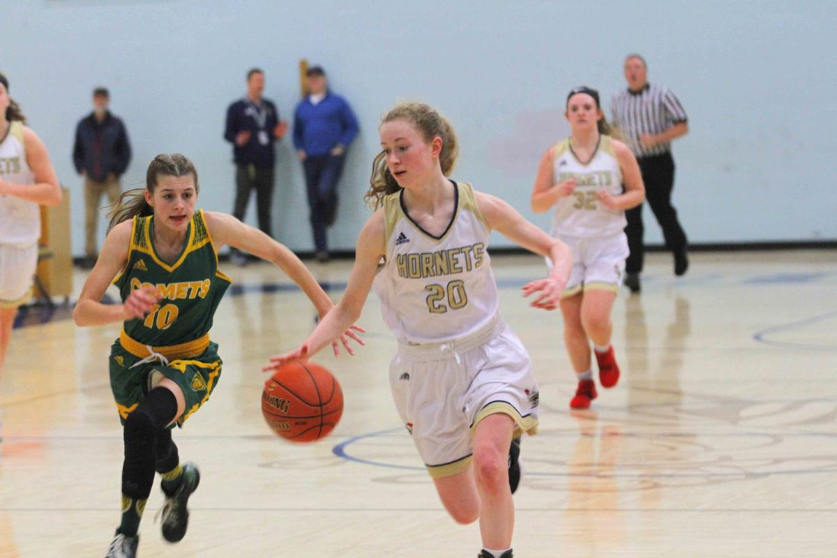 Girls' basketball runs away from BFA