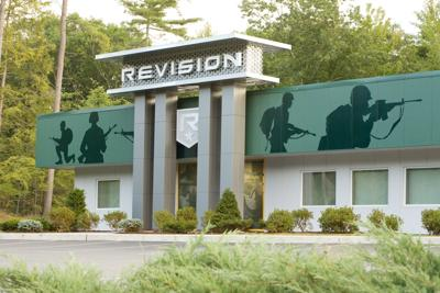Revision Military Building
