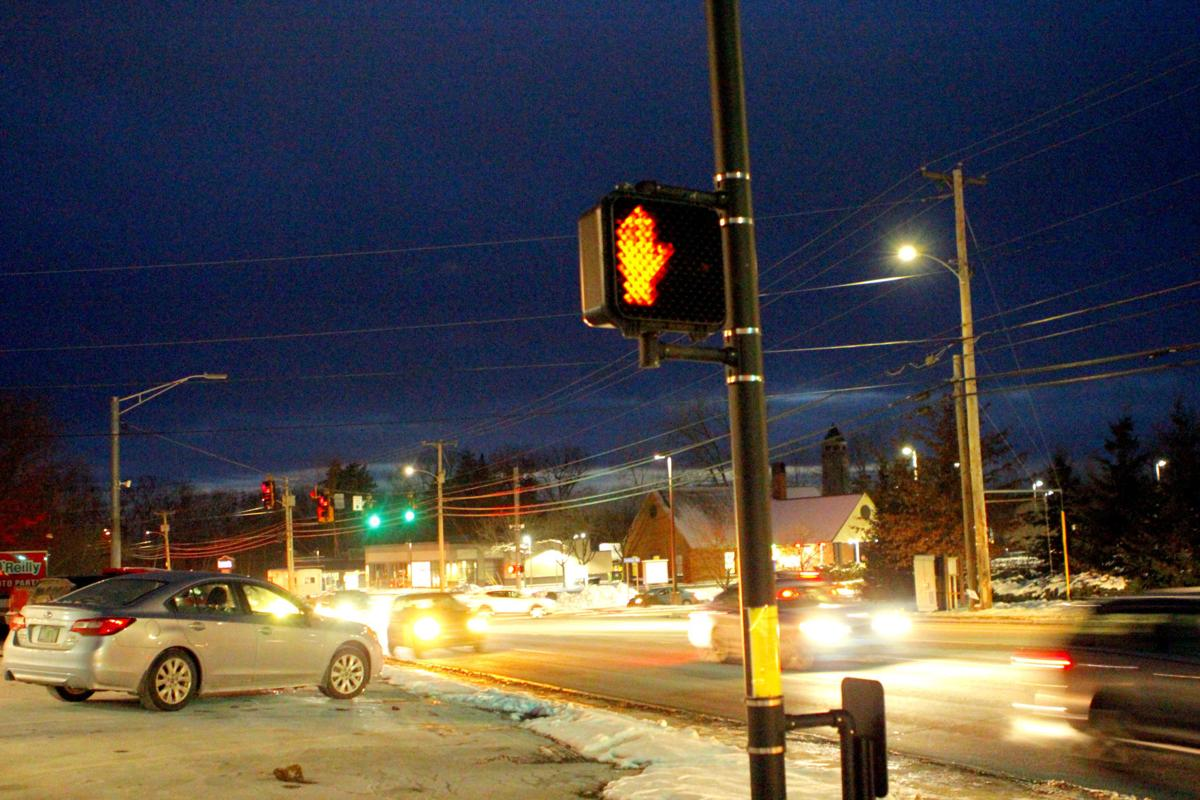 Changes made to Susie Wilson Road crosswalks