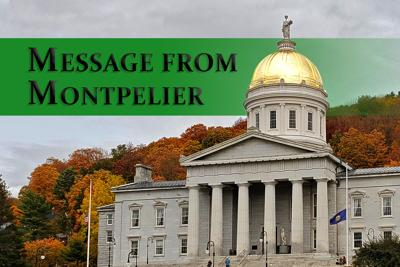Message from Montpelier
