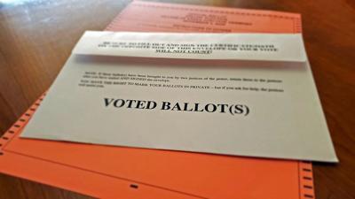 ballot envelope
