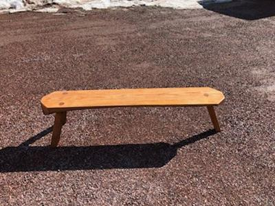 CTE makes benches for sale