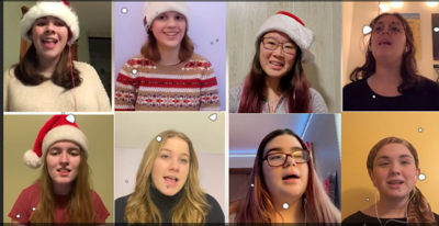 EHS Virtual Choir Club