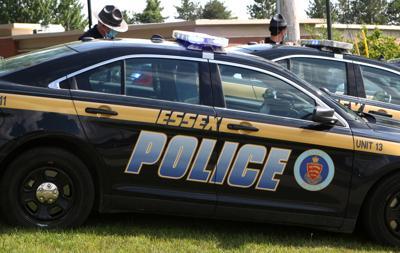 Essex Police Cruiser
