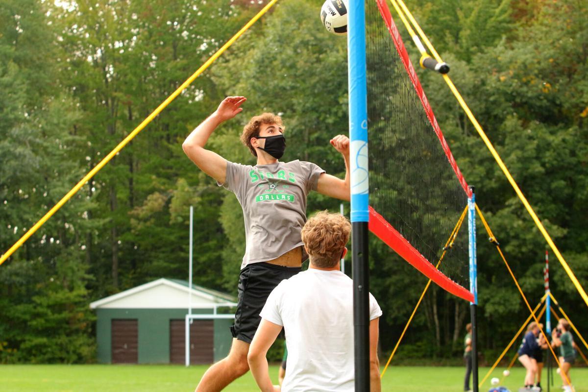 EHS boys' volleyball