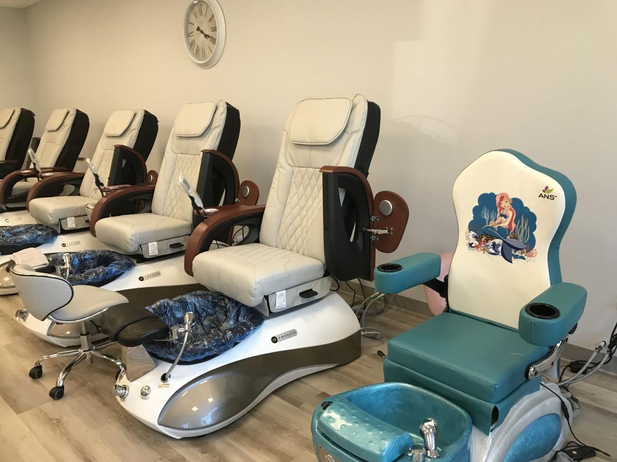Adore salon chairs