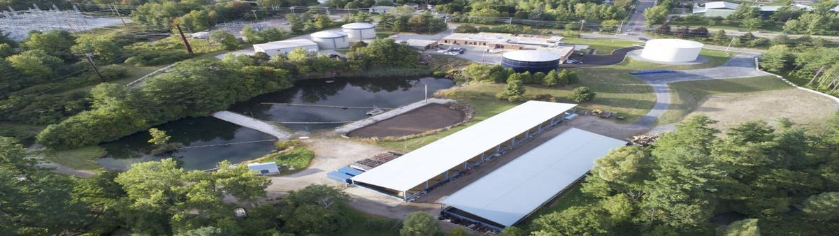 Champlain Water District treatment facility