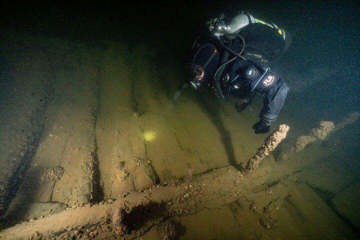 Paddlewheels of Steamboat Phoenix Discovered in Lake Champlain