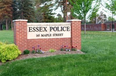 Essex PD station sign