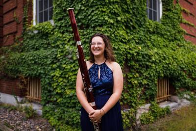 Nora Cannizaaro Essex bassoonist